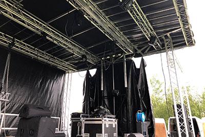 ES42 stage